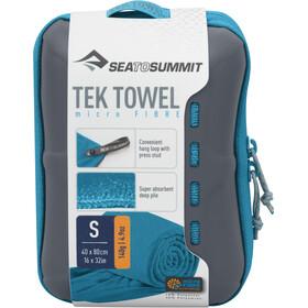 Sea to Summit Tek Toalla S, azul